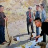 A documentary about Chinese painter Liu Xiaodong wins top prize at Taipei festival